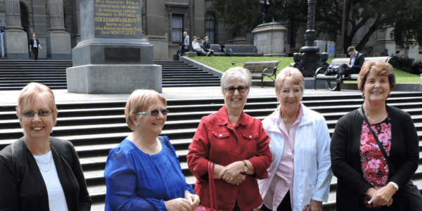 Melbourne city visit